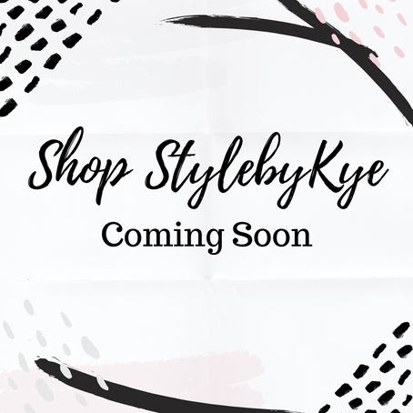 Shop Style By Kye - Coming Soon