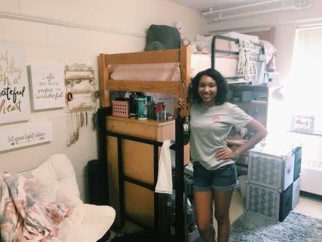 UMD Freshman Dorm Tour