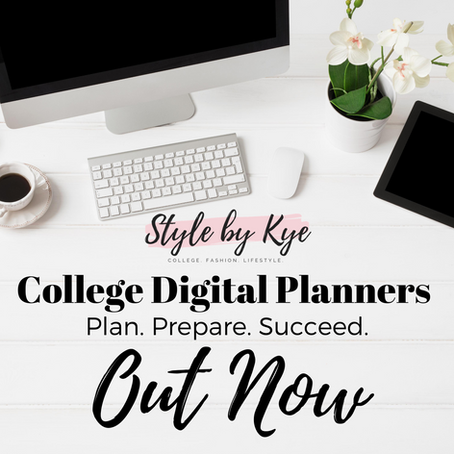 StylebyKye Planner Out Now