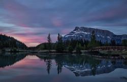 Cascade Pond Sunrise