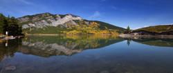 Barrier Lake Panorama