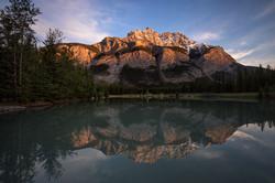 Cascade Pond reflections