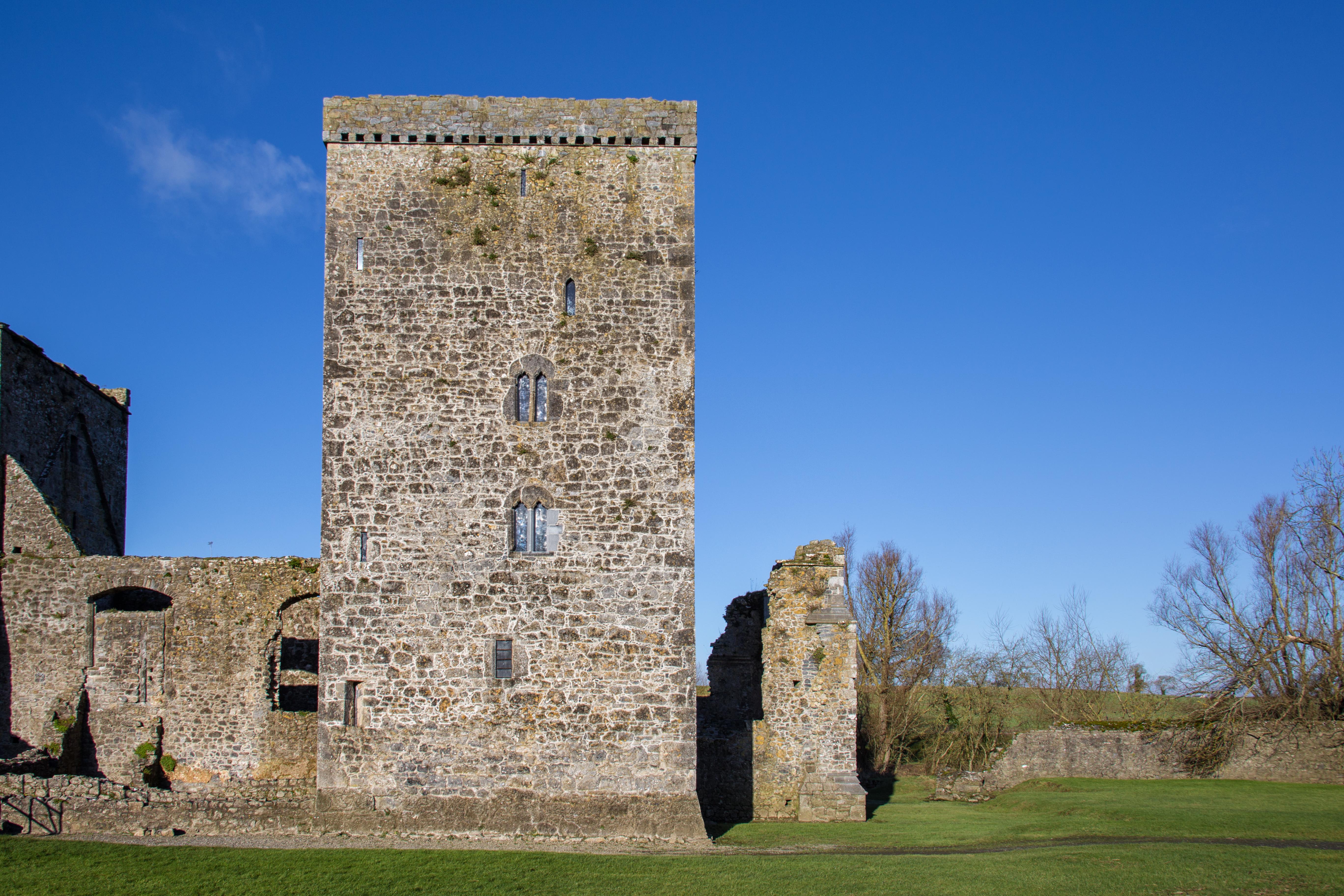 Kells Priory Ruins 1