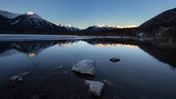 Vermillion Panorama
