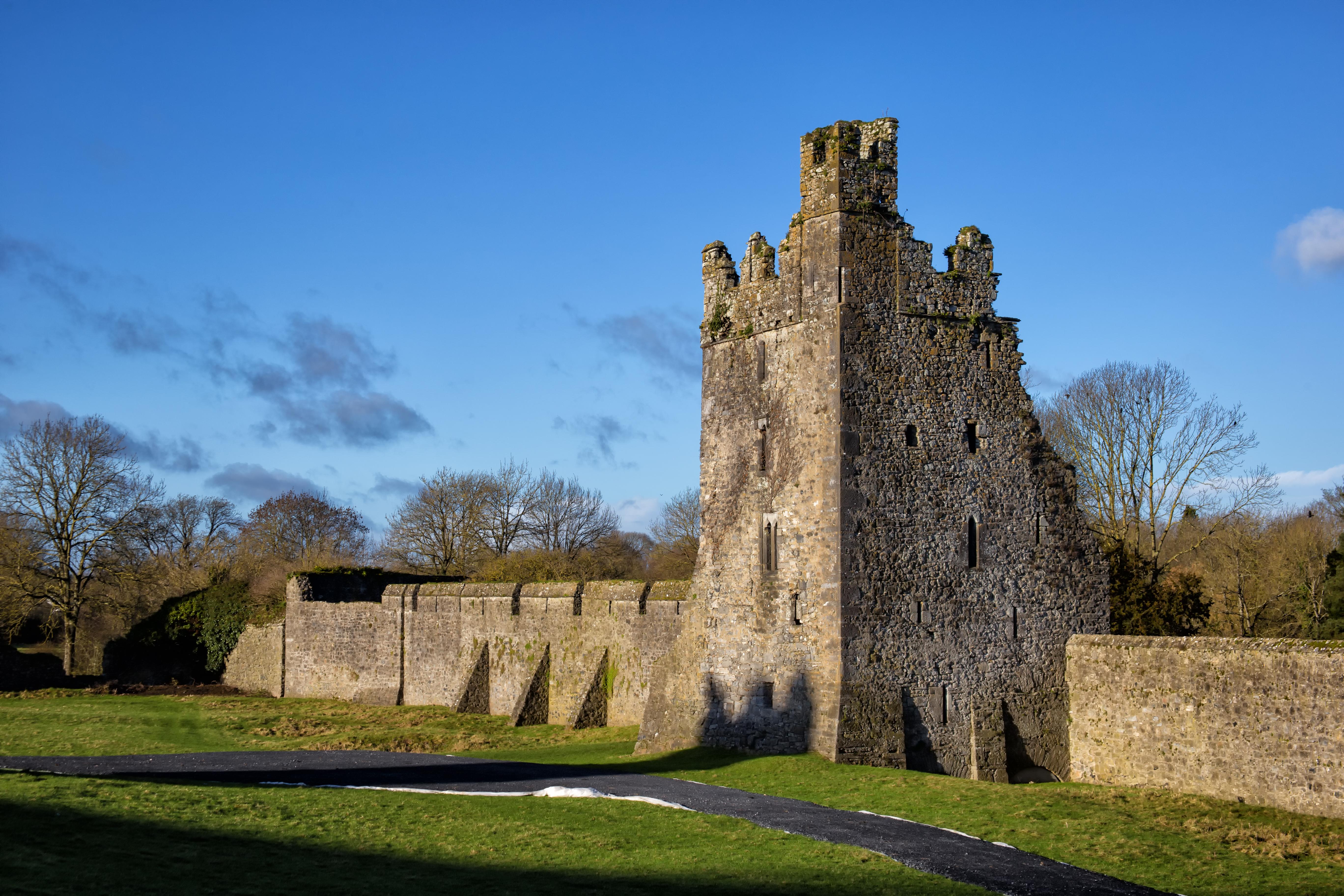 Kells Priory Ruins