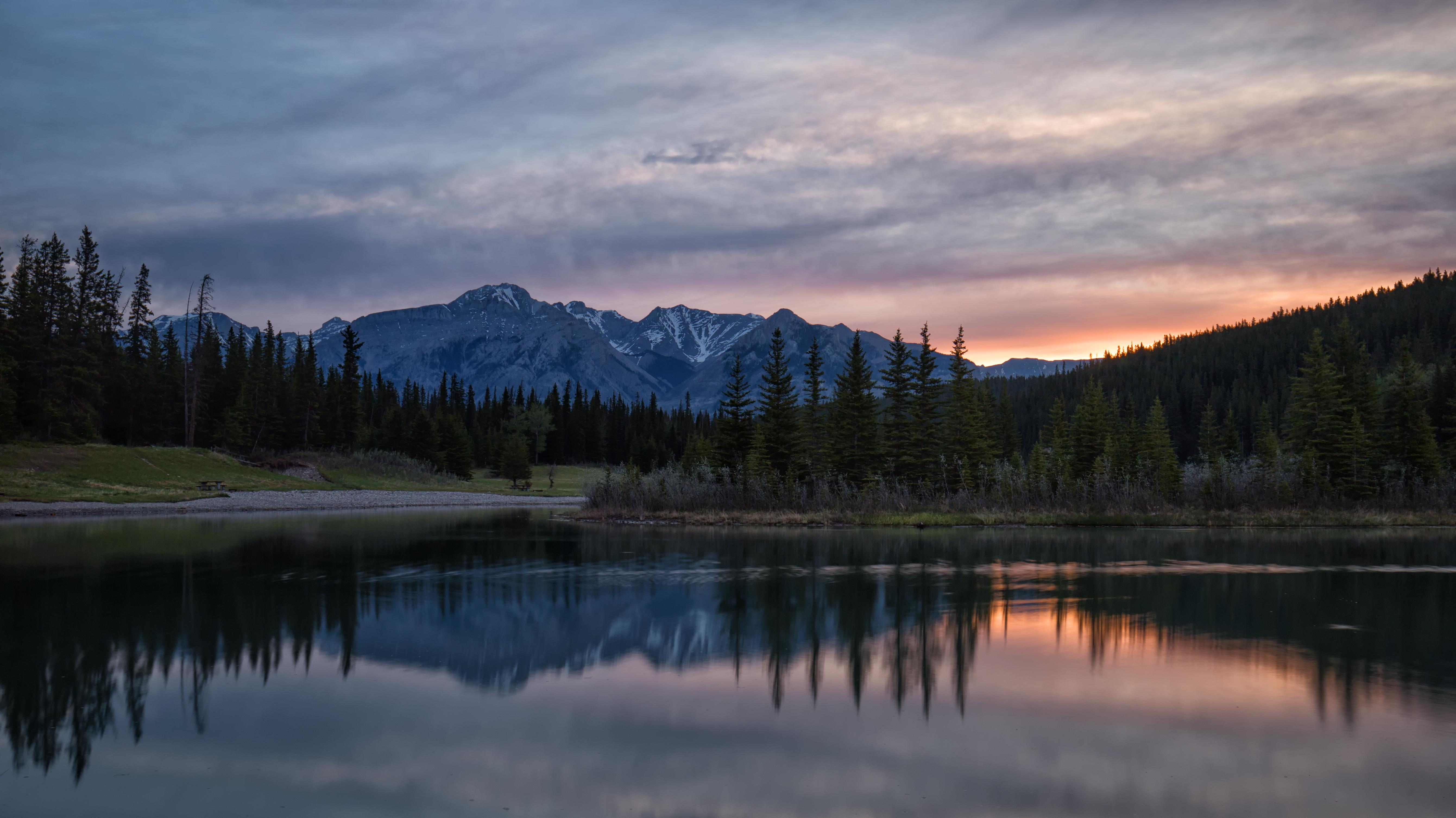 Cascade Ponds Panorama