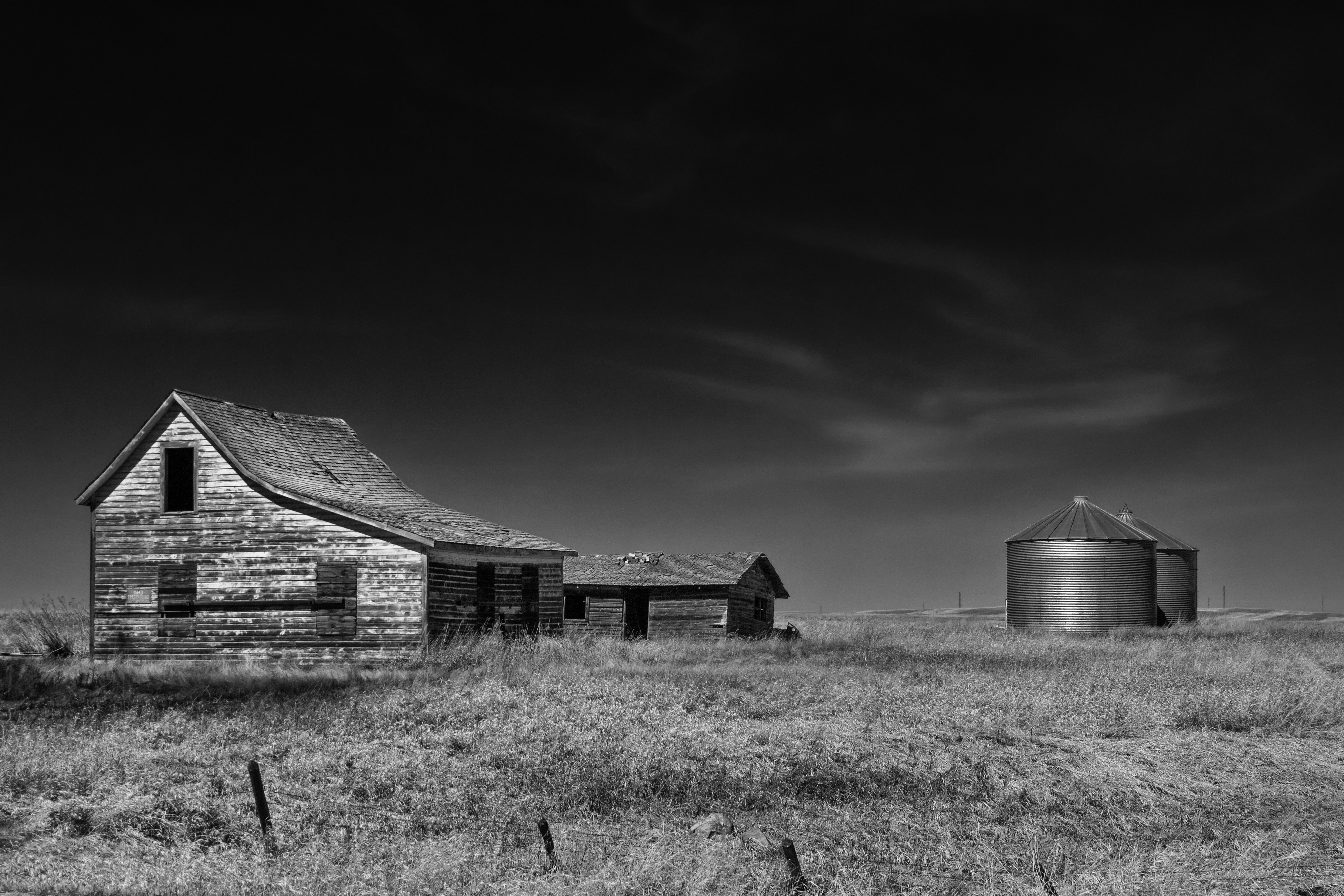 Farming Structures in Mono