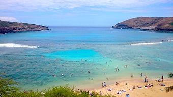 DL-Oahu 1 Hanauma Bay nổi tiếng vớ