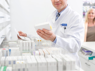 Manufacturing / R&D / Pharmaceutical