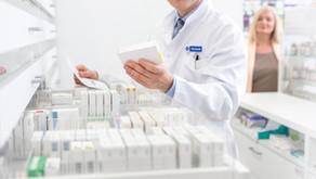 Referentie: Plaatsing van een apotheker in een ziekenhuissetting