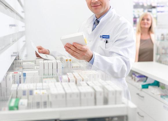 Сеть аптек | финансовая модель бизнес плана