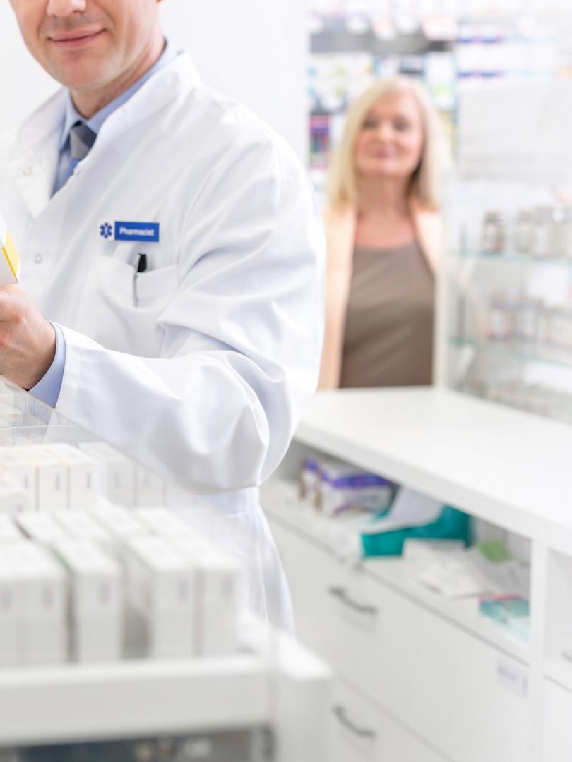 Farmacia y veterinaria