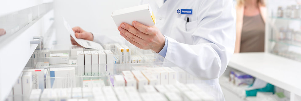 Pharmacy Technical Assistance