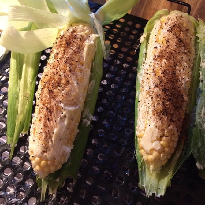 Easy Peasy COTC (corn on the cob)
