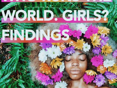 Who runs the world. Girls?