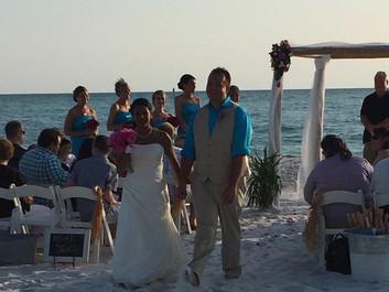 Congratulations to Misti & Justin!