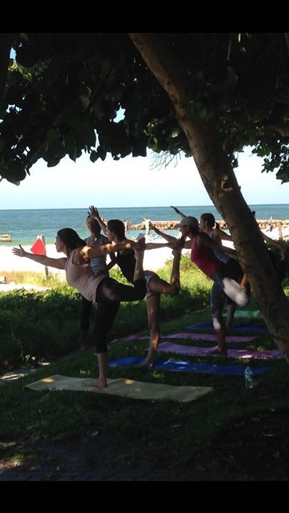 Beachsideyoga