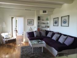 Sea Turtle Living Room