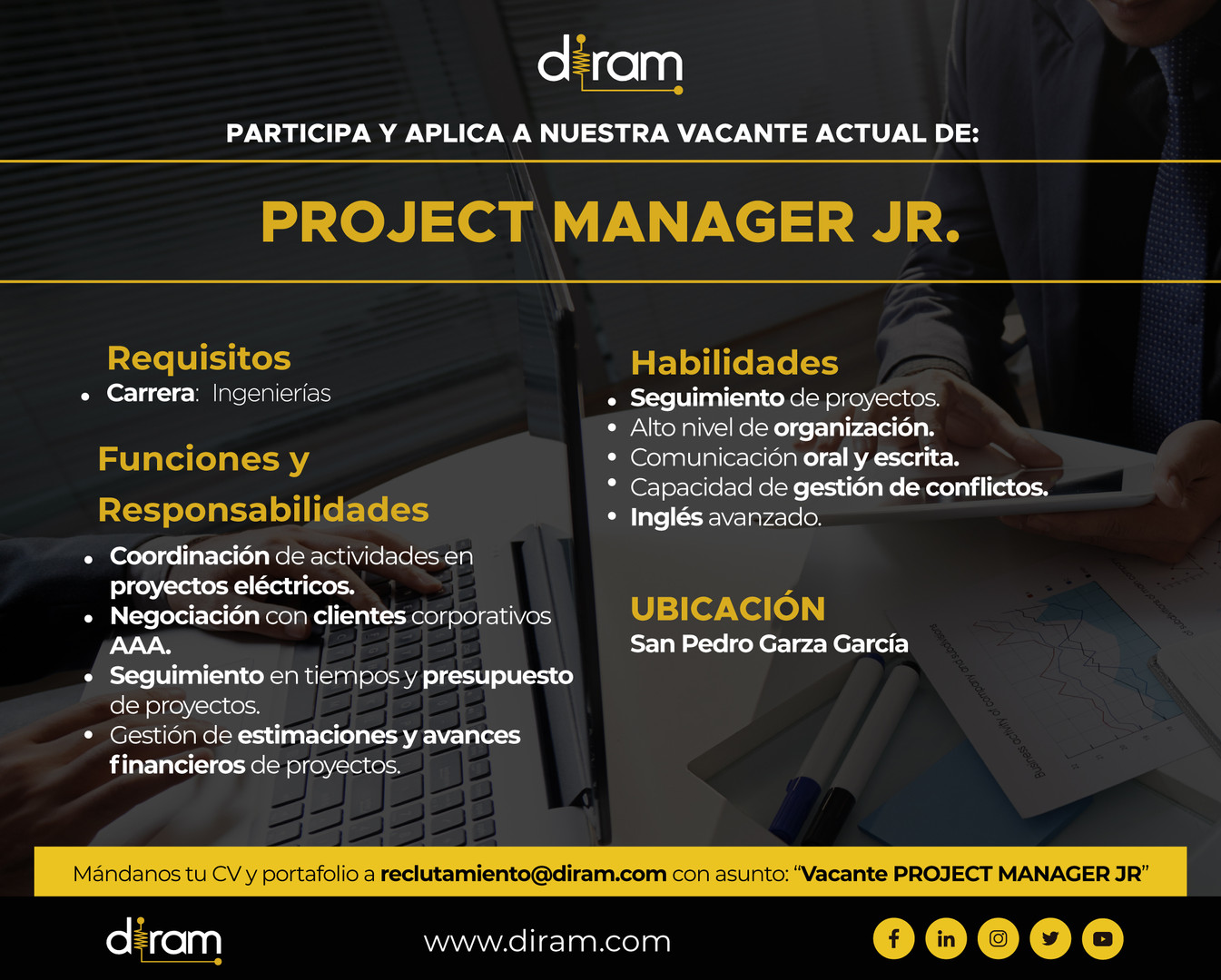 Project Manager JR