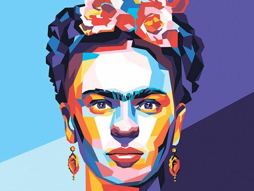 Lecciones de creatividad a través de los genios de la historia: Frida Kahlo