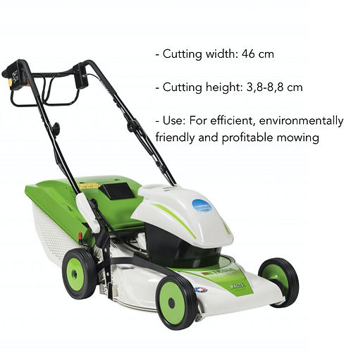 Etesia Duocut 46 PACTS