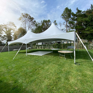 20x40 High Peak Frame Tent $685