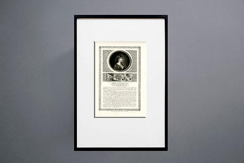 Miniatura  colección antiguos personajes de la revolución francesa.