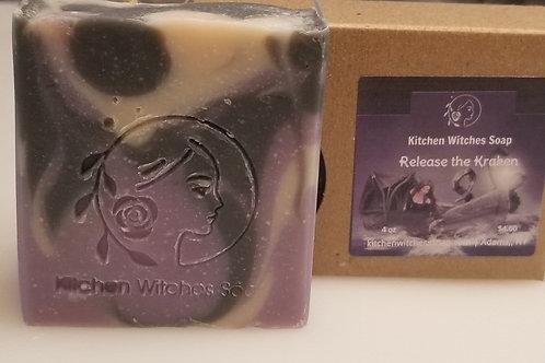 Release the Kraken Soap