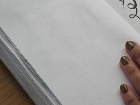 Process video: Sketchbook