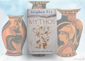 Mythos: The Greek Myths Retold, Stephen Fry