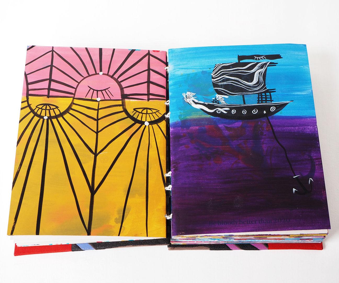 Postcardbook IIII