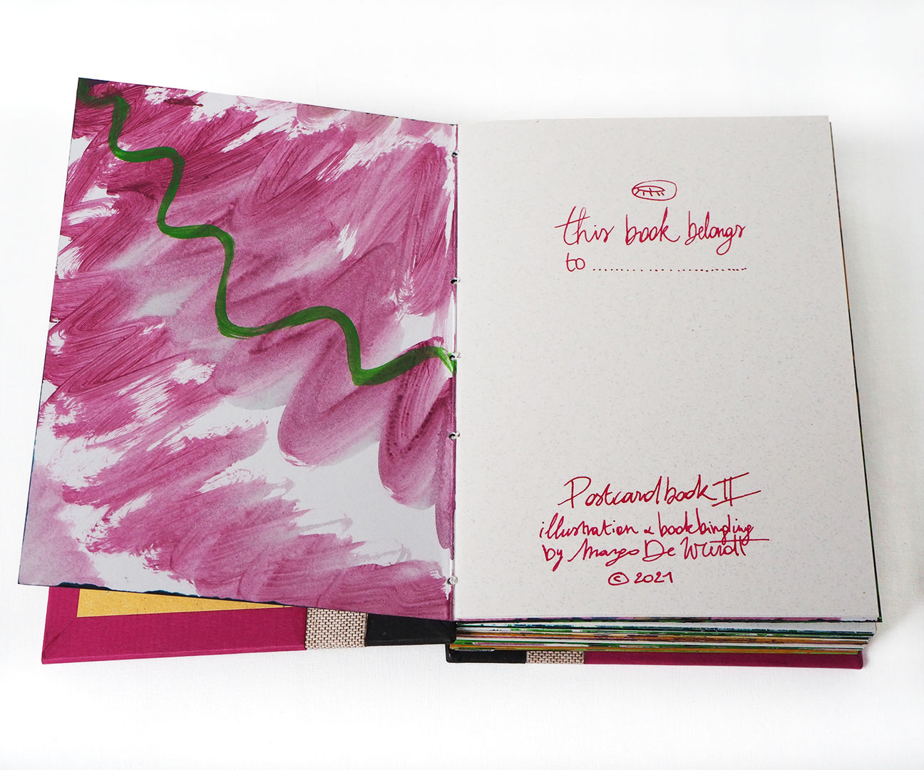 Postcardbook II