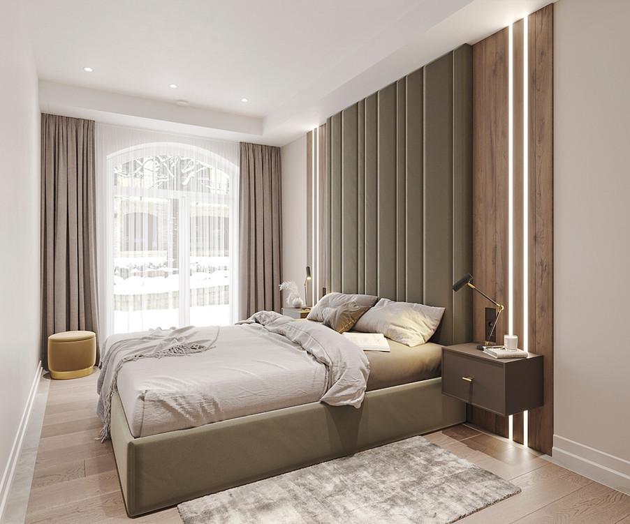 Moss bedroom