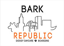 Bark Republic RI Doggy Daycare Logo
