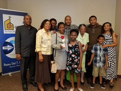 Mother Lee & Family