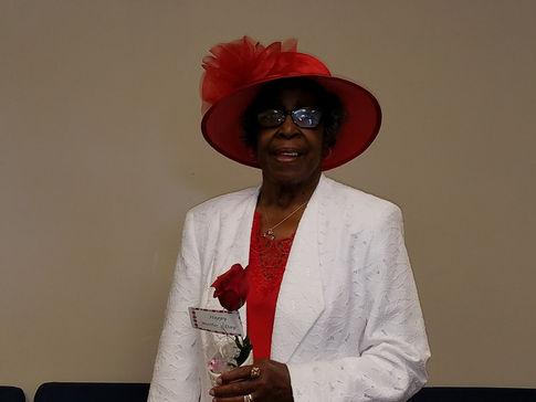 Mrs. Alma Harris