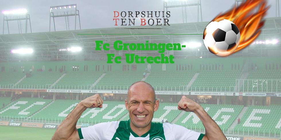 Fc Groningen-Fc Utrecht