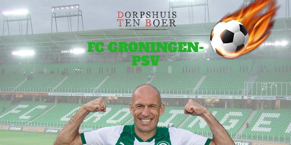 FC Groningen-PSV