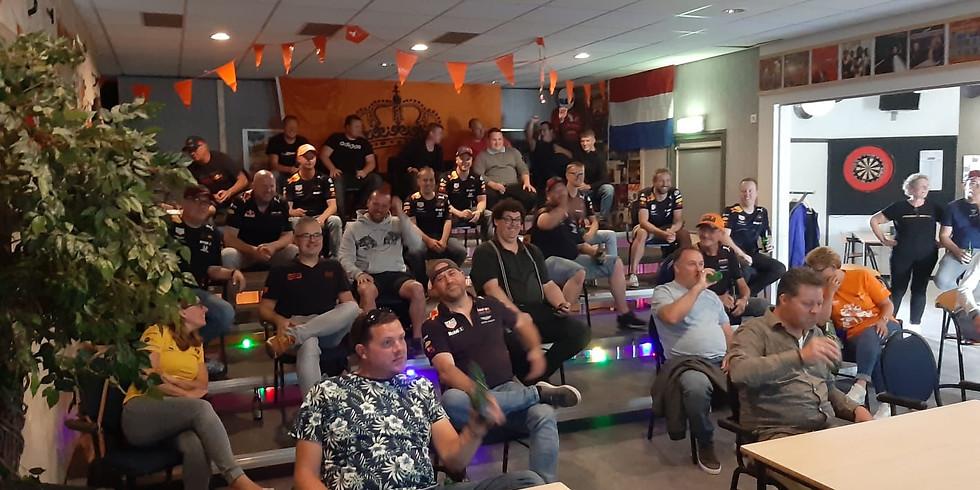 F1 & EK voetbal op groot scherm