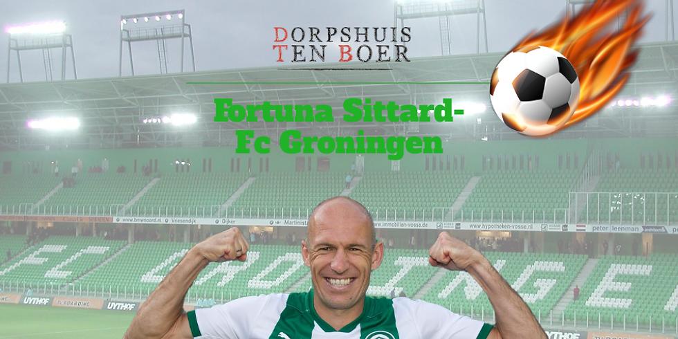 Fortuna Sittard-Fc Groningen