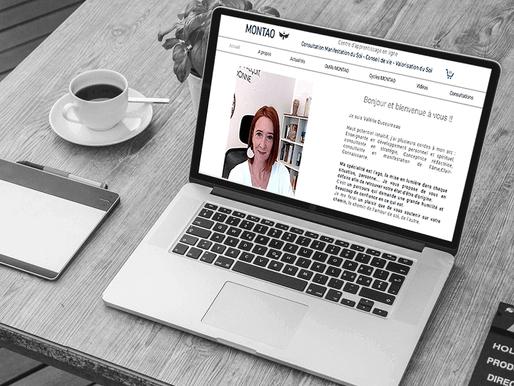 Lacky Agence Web : Refonte du site Spirit Alliance
