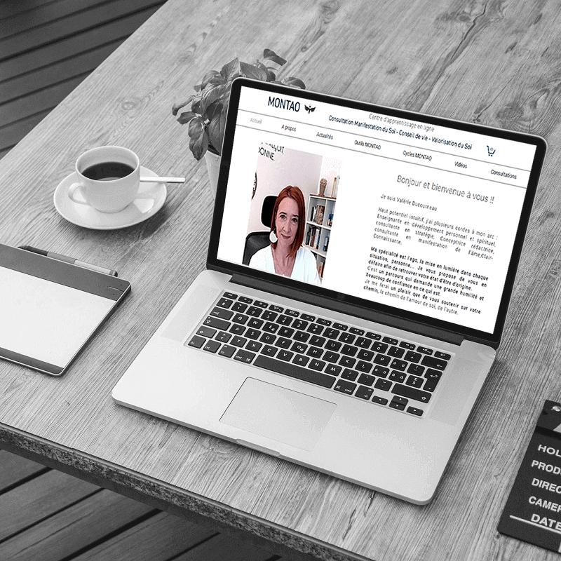 Lacky Agence Web | Refonte de site web | Spirit Alliance