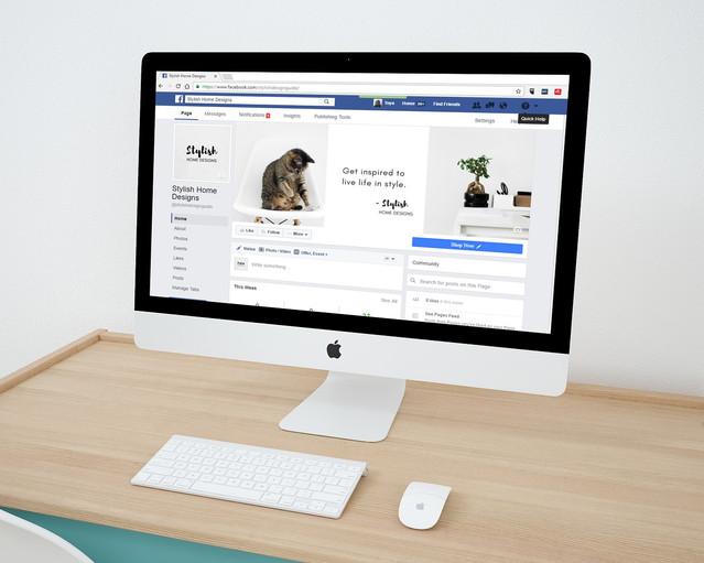 référencement Facebook Ads Lacky