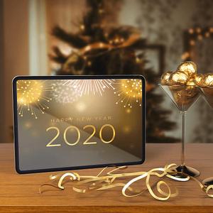 happy new year 2020 lacky agence web marseille