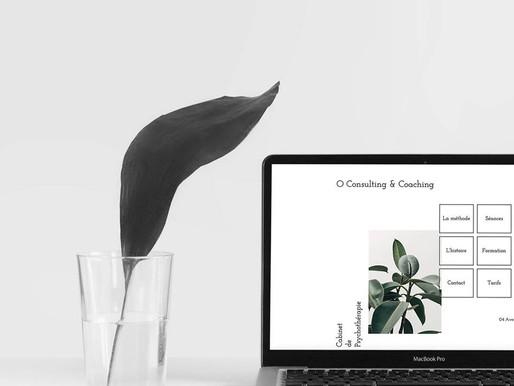 Consulting Web et amélioration du site pour Julie Coudor Psychotherapie
