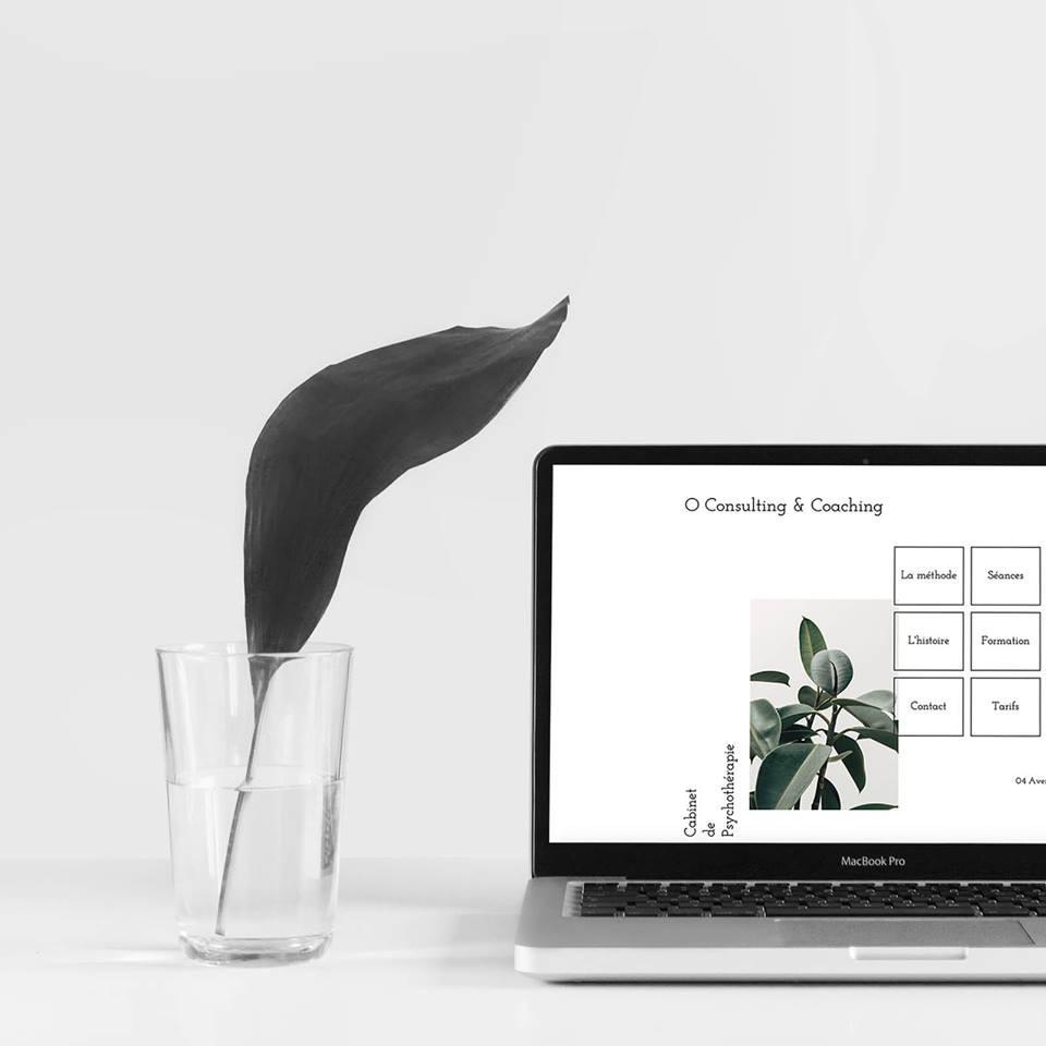 Consulting Web et amélioration du site pour Julie Coudor Psychotherapie   Lacky Agence Web