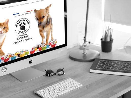 Gestion de google Ads et réalisation de l'audit pour Made in pet