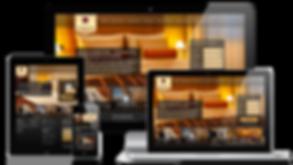 creation web hotel par lacky agence web