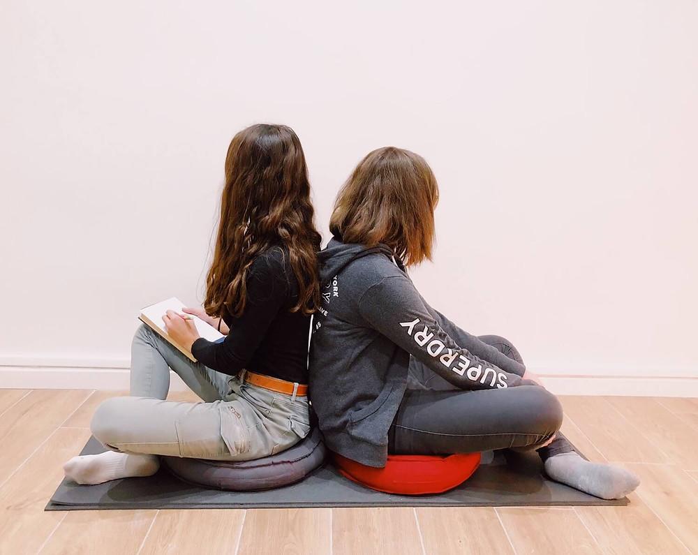 Programme de méditation pour les adolescents | Centre de Méditation Intégrative - Méditation Lyon - Psychologue Lyon - Gestion du stress