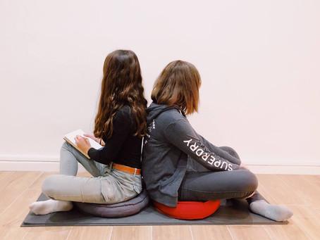 Programme de méditation pour les adolescents